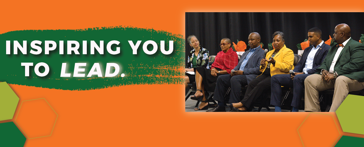 Learn to Lead with the Discover Your Path to Leadership Panel